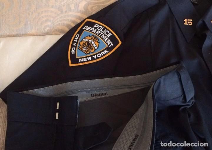 Militaria: Uniforme NYPD policia Nueva York original - Foto 8 - 191743083
