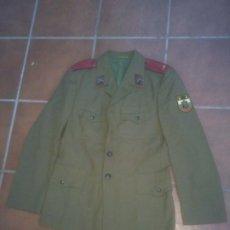 Militaria: ANTIGUA CHAQUETA EJERCITO BULGARO. Lote 191919227