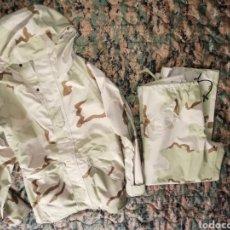 Militaria: TRAJE DE GORE-TEX DESERT DCCU USMC-US ARMY. Lote 191983572