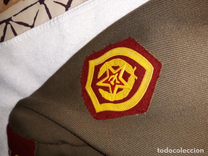 Militaria: Uniforme de Tropas Internas de soldado de la union sovietica. - Foto 5 - 192077030