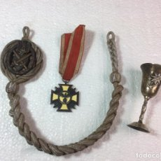 Militaria: LOTE DE COSAS ALEMANAS . Lote 193610160