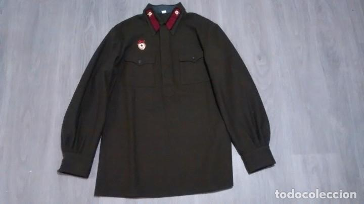 GYMNASTYORKA SOVIÉTICA SEGUNDA GUERRA MUNDIAL (Militar - Uniformes Extranjeros )