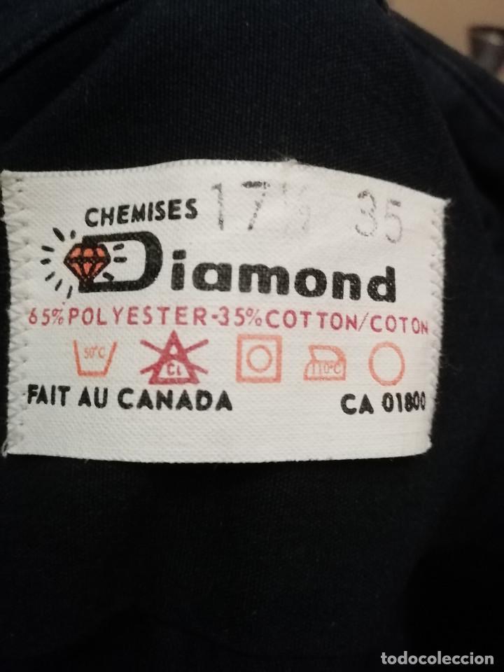 Militaria: Camisa policía Canadá (Quebec - Canadá) - Foto 4 - 194226408