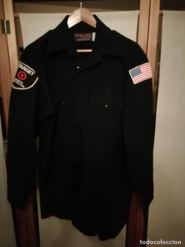 CAMISA SERVICIO DE SEGURIDAD EE.UU. (Militar - Uniformes Extranjeros )