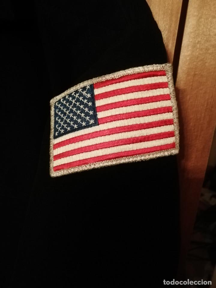 Militaria: Camisa Servicio de Seguridad EE.UU. - Foto 2 - 194228310
