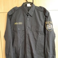 Militaria: CAMISA POLICIA FEDERAL AUSTRIA. Lote 194312946
