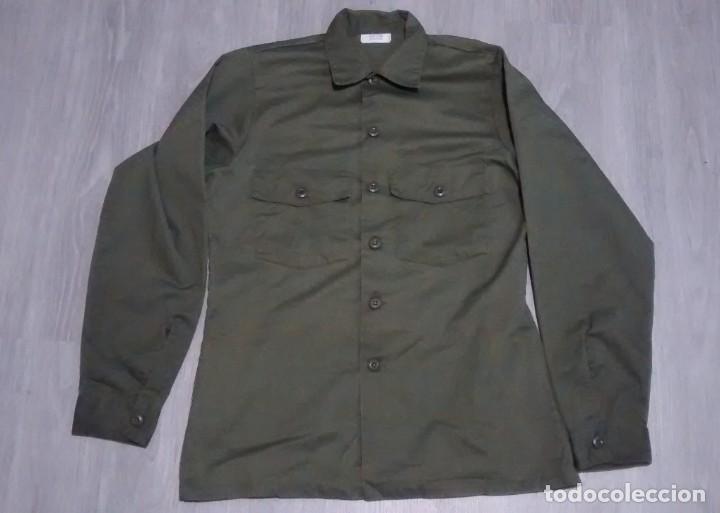 CAMISA US VIETNAM OG 507 (Militar - Uniformes Extranjeros )