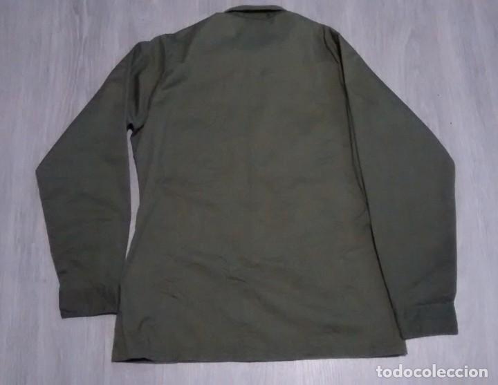 Militaria: Camisa US Vietnam OG 507 - Foto 2 - 194580500