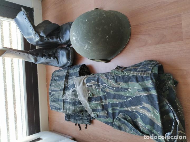TIGER STRIPES UNIFORME VIETNAM (Militar - Uniformes Extranjeros )
