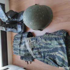 Militaria: TIGER STRIPES UNIFORME VIETNAM. Lote 194691271