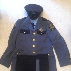Militaria: UNIFORME POLICE USA . NEW JERSEY - POLICÍA DE LOS ESTADOS UNIDOS -COMPLETO. Lote 194992163
