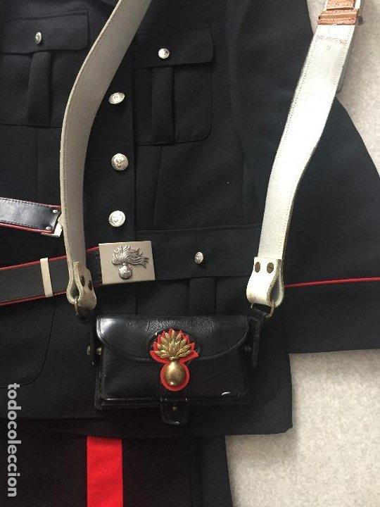 Militaria: Policía - uniforme italiano carabinierri - Foto 2 - 195067977