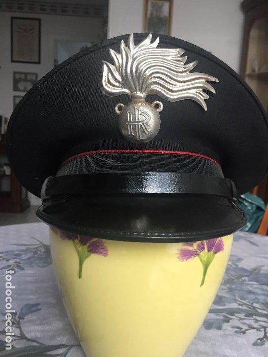 Militaria: Policía - uniforme italiano carabinierri - Foto 3 - 195067977