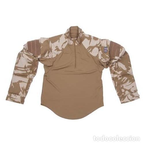 CAMISA COMBATE DPM EJERCITO INGLES (Militar - Uniformes Extranjeros )