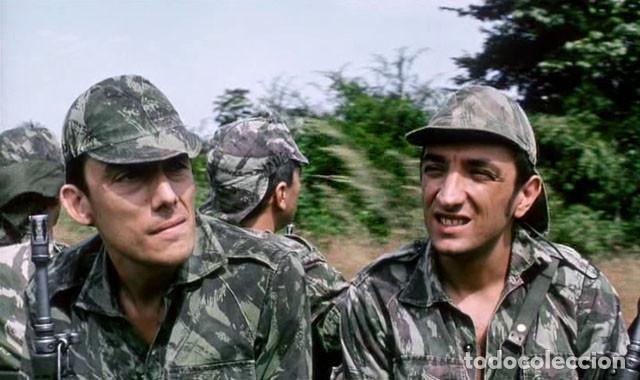 Militaria: Camisola sargento ejército portugués,guerras ultramar años 60 y 70 (Angola,Mozambique,Guinea B.) - Foto 8 - 195129988