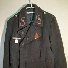 Militaria: III REICH. GUERRERA ORIGINAL DE CARRISTA DIVISION PANZER.. Lote 196633616