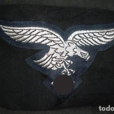 Militaria: ÁGUILA DE PECHO ORIGINAL DE LUFTWAFFE ESCASA. Lote 197443803