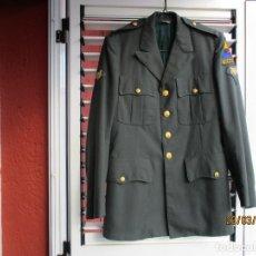 Militaria: CHAQUETA U.S.A. NAVY. SPEARHEAD = PUNTA DE LANZA. TALLA 38 L. (CHAQUETA DE GALA MARINA AMERICANA). Lote 198073673