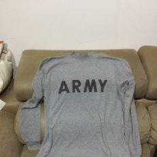 Militaria: US ARMY CAMISETA MANGA LARGA. ORIGINAL.. Lote 198193036