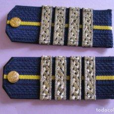 Militaria: HOMBRERAS DEL UNIFORME DE POLICÍA ADUANERA, ADUANAS DE REPÚBLICA ARMENIA.. Lote 199037352