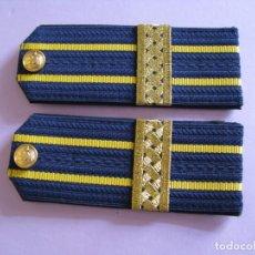 Militaria: HOMBRERAS DEL UNIFORME DE POLICÍA ADUANERA, ADUANAS DE REPÚBLICA ARMENIA.. Lote 199037415