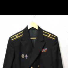 Militaria: GUERRERA SOVIETICA DE LA MARINA. Lote 203791700