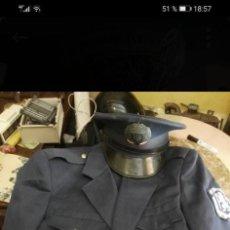Militaria: UNIFORME POLICIA BULGARIA NUEVOA ESTRENAR COMPLETO. Lote 205241747