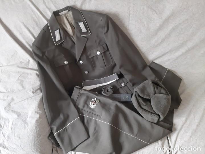 Militaria: UNIFORME EJERCITO NVA ALEMANIA ORIENTAL RDA - Foto 2 - 205185325