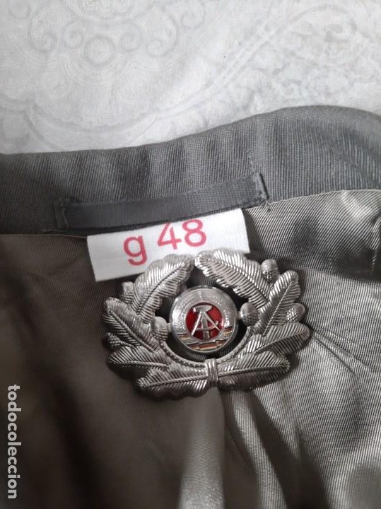 Militaria: UNIFORME EJERCITO NVA ALEMANIA ORIENTAL RDA - Foto 4 - 205185325