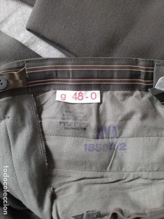 Militaria: UNIFORME EJERCITO NVA ALEMANIA ORIENTAL RDA - Foto 9 - 205185325