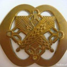 Militaria: PLACA EXTRANJERA -L-. Lote 205588790