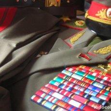 Militaria: EXCEPCIONAL UNIFORME DE GENERAL SOVIETICO DEL EJERCITO. UNION SOVIETICA. URSS. CCCP.. Lote 205723173