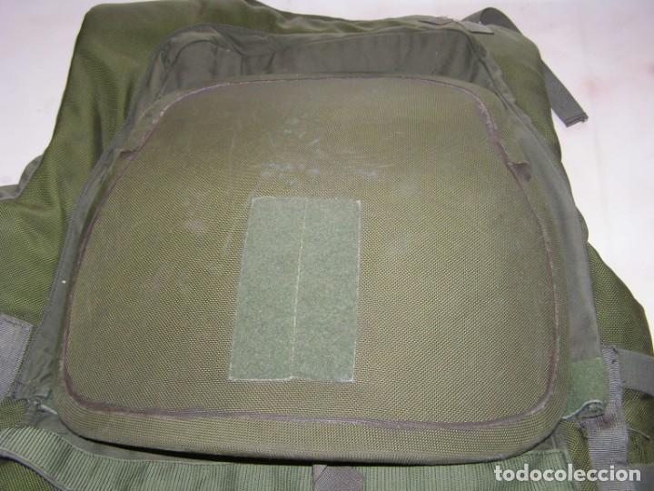 Militaria: Chaleco antifragmentación y antibalas U.S.A., con placas cerámicas de máxima protección. - Foto 5 - 206867283