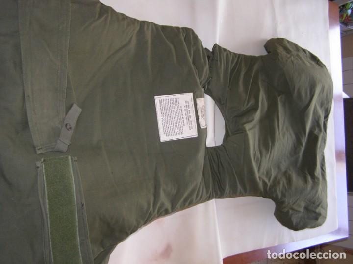 Militaria: Chaleco antifragmentación y antibalas U.S.A., con placas cerámicas de máxima protección. - Foto 10 - 206867283
