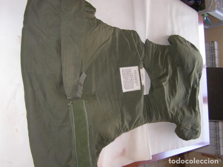 Militaria: Chaleco antifragmentación y antibalas U.S.A., con placas cerámicas de máxima protección. - Foto 11 - 206867283