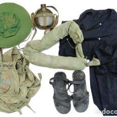 Militaria: LOTE EQUIPO+UNIFORME VIET CONG. Lote 207354493