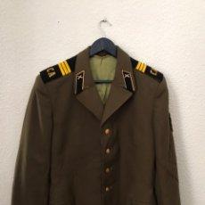 Militaria: GUERRERA SOVIETICA DE ARTILLERIA. Lote 207976156