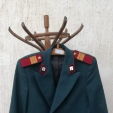 Militaria: CHAQUETA GUERRERA MILITAR BULGARIA. Lote 210165855