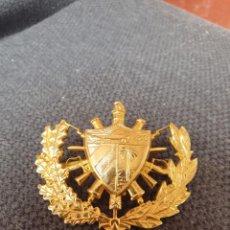 Militaria: INSIGNIA PARA GORRA CUBA.. Lote 210302200