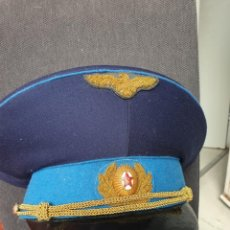 Militaria: GORRA DE GENERAL AVIACIO MILITAR SOVIETICO.. Lote 210313381