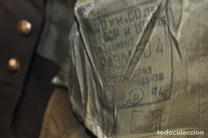 Militaria: Chaqueta militar sovietica con medalla .Soldado raso.URSS - Foto 5 - 210785064