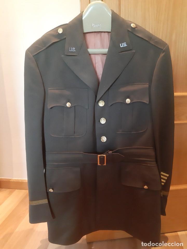 WW2. ESTADOS UNIDOS. GUERRERA OFICIAL US ARMY (Militar - Uniformes Internacionales)