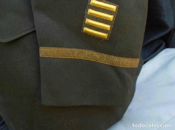 Militaria: WW2. ESTADOS UNIDOS. GUERRERA OFICIAL US ARMY - Foto 4 - 211675250