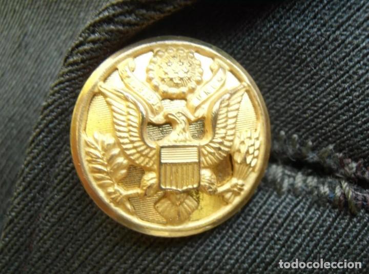 Militaria: WW2. ESTADOS UNIDOS. GUERRERA OFICIAL US ARMY - Foto 10 - 211675250