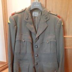 Militaria: WW2. SUDÁFRICA. GUERRERA DE TENIENTE 1 DIVISION DE INFANTERIA.. CAMPAÑA DE ÁFRICA. 1941 1943. Lote 211678060
