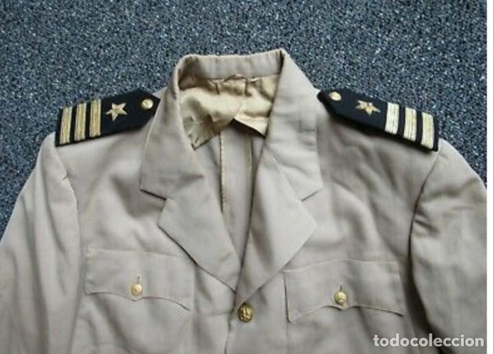 Militaria: WW2. ESTADOS UNIDOS. GUERRERA US NAVY. MARINA. TENIENTE CORONEL. - Foto 3 - 211885356