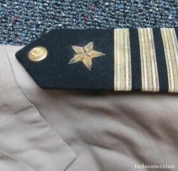 Militaria: WW2. ESTADOS UNIDOS. GUERRERA US NAVY. MARINA. TENIENTE CORONEL. - Foto 8 - 211885356