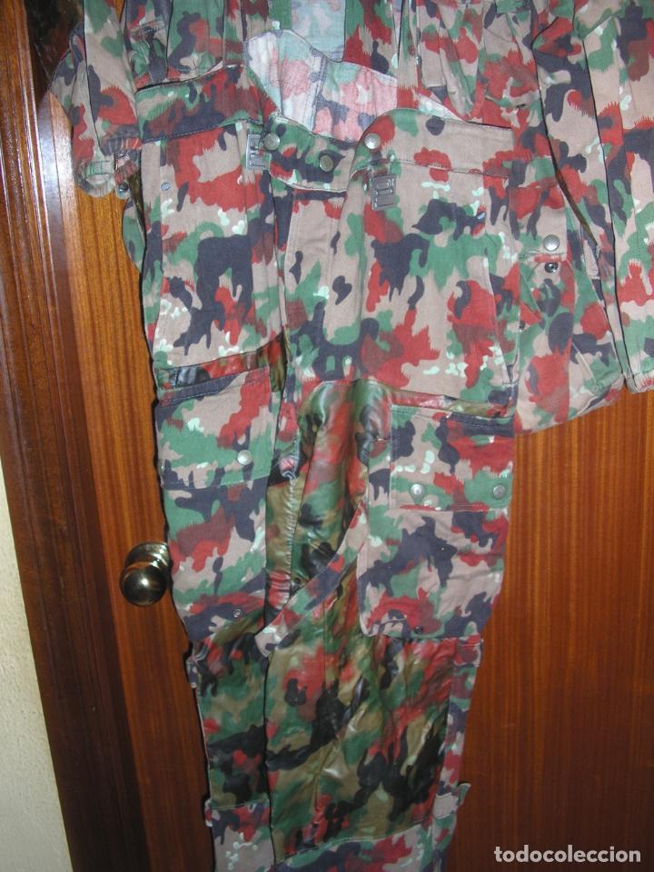 Militaria: UNIFORME COMPLETO ROCOSO. SUIZA - Foto 2 - 213279196