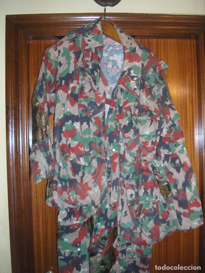 Militaria: UNIFORME COMPLETO ROCOSO. SUIZA - Foto 3 - 213279196