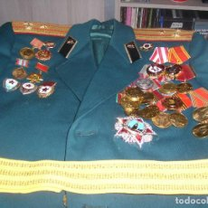 Militaria: UNIFORME URSS. Lote 214544256